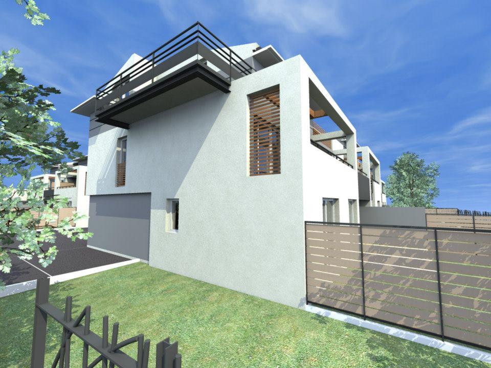 yves guillot architecte avignon r sidence aurore. Black Bedroom Furniture Sets. Home Design Ideas